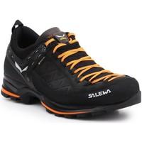 Chaussures Homme Fitness / Training Salewa MS MTN Trainer 2 GTX 61356-0933 czarny, pomarańczowy