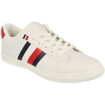Chaussures Homme Baskets basses Tony.p BL-100 Blanco
