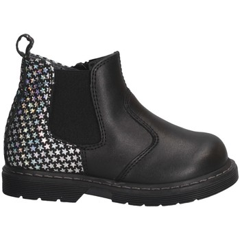 Chaussures Fille Bottines Dianetti Made In Italy I3470 Noir