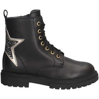 Chaussures Fille Bottines Dianetti Made In Italy I9907 noir