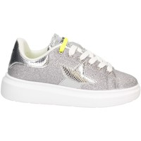 Chaussures Fille Baskets basses Shop Art SA040006 ARGENT