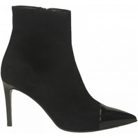 Chaussures Femme Bottines Guglielmo Rotta CAMOSCIO/VERNICE nero