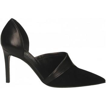 Chaussures Femme Escarpins Guglielmo Rotta CAMOSCIO/NAPPA nero