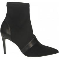 Chaussures Femme Bottines Guglielmo Rotta CAMOSCIO/NAPPA nero