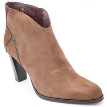 Chaussures Femme Boots Muratti railleu Marron