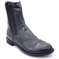 Chaussures Femme Boots Officine Creative lexikon-073 Bleu
