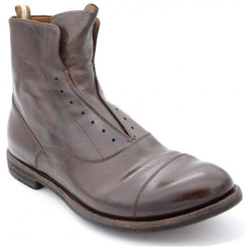 Chaussures Homme Boots Officine Creative archive-076 Marron