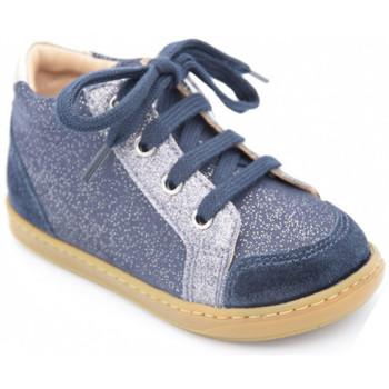 Chaussures Garçon Boots Shoo Pom bouba zip box Multicolore
