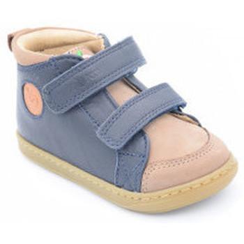 Chaussures Garçon Boots Shoo Pom bouba new scratch Multicolore