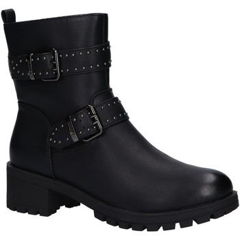 Chaussures Femme Bottines MTNG 58907 Negro