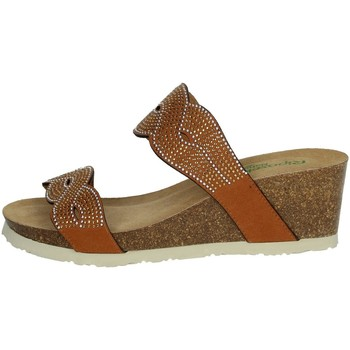 Chaussures Femme Mules Riposella 29501  Bronze