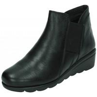 Chaussures Femme Boots Doctor Cutillas  Noir