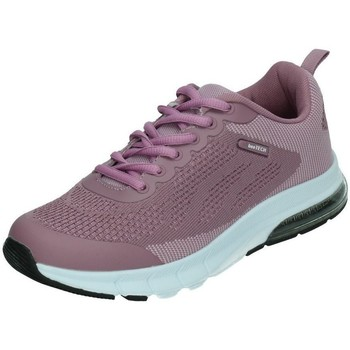 Chaussures Femme Baskets basses B&w  Rose