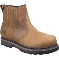 Chaussures Homme Boots Amblers Safety AS232 Bronzer