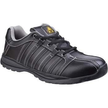 Chaussures Homme Baskets basses Amblers Safety FS50 Noir