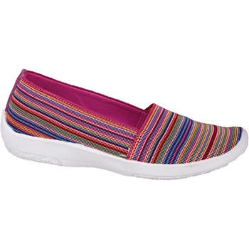 Chaussures Femme Chaussons Cotswold Broadwell Multi et Fuchsia