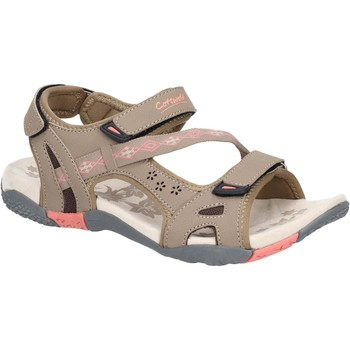 Chaussures Femme Randonnée Cotswold WS3764-TPE-36 Whichford Taupe et Rose