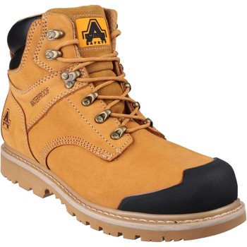 Chaussures Homme Boots Amblers Safety A4073D1 FS226 Honey