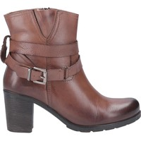 Chaussures Femme Bottines Riva Di Mare Dolce Leather Bronzer
