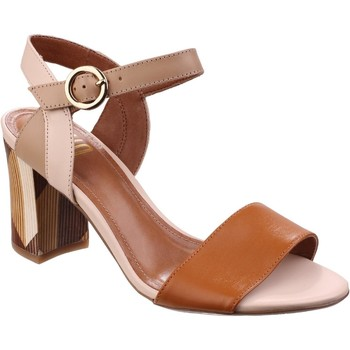 Chaussures Femme Sandales et Nu-pieds Riva Di Mare Baxin Multi Leather Bronzer