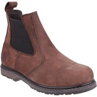 Chaussures Homme Boots Amblers Safety AS148 SPERRIN Marron