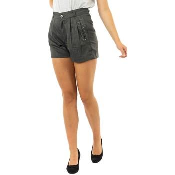Vêtements Femme Shorts / Bermudas Freeman T.Porter patricia f876 quiet shade noir