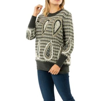 Vêtements Femme Pulls Bsb 044-260016 stone gris
