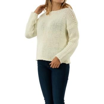 Vêtements Femme Pulls Bsb 044-260032 off white blanc