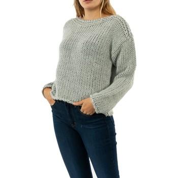 Vêtements Femme Pulls Bsb 044-260032 grey melange gris