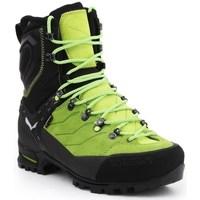 Chaussures Homme Boots Salewa MS Vultur Evo Gtx Noir, Vert clair