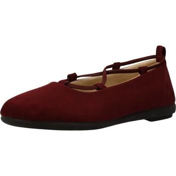 Chaussures Fille Derbies & Richelieu Vulladi 6411 678 Rouge