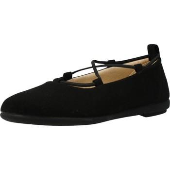 Chaussures Fille Derbies & Richelieu Vulladi 6411 678 Noir