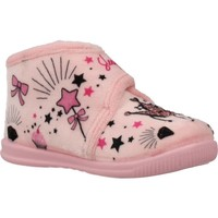 Chaussures Fille Chaussons Vulladi 8117 140 Rose
