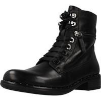Chaussures Femme Bottines Regarde Le Ciel ROXANA 04 Noir