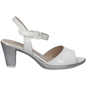 Chaussures Femme Sandales et Nu-pieds Melluso HR50139 BLANC