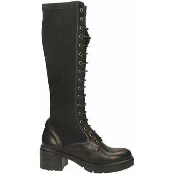Chaussures Femme Bottes ville Tosca Blu LISBONA c99-nero