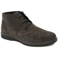 Chaussures Homme Boots Grisport BOTTES  - 42011 CHARBON Marron