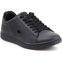 Chaussures Femme Baskets basses Lacoste Carnaby EVO 7-34SPW0008024 czarny