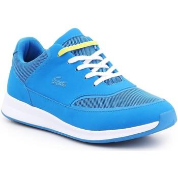 Chaussures Femme Baskets basses Lacoste Chaumont Lace 217 7-33SPW1022125 niebieski
