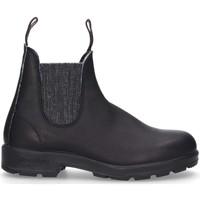 Chaussures Femme Bottines Blundstone 2032 Beatles Femme Noir argent Noir argent