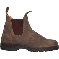 Chaussures Homme Baskets montantes Blundstone 585 Beatles homme Marron / marron Marron / marron