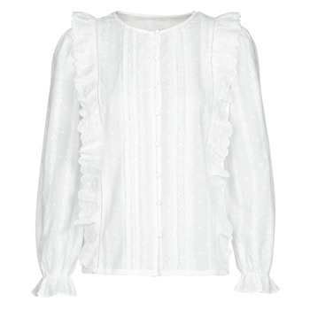 Vêtements Femme Tops / Blouses Betty London NIAMAIM Blanc