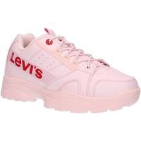Chaussures Fille Multisport Levi's VSOH0052S SOHO Rosa