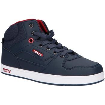 Chaussures Garçon Baskets montantes Levi's VGRA0093S DAYTON LACE Azul