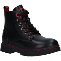 Chaussures Fille Bottines Levi's VPHI0020S CLOVER Negro