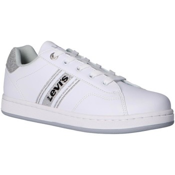 Chaussures Enfant Multisport Levi's VADS0041S BRANDON LACE Blanco