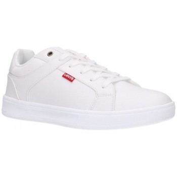 Chaussures Homme Baskets basses Levi's 232806 (51) Hombre Blanco blanc