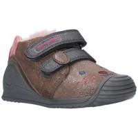 Chaussures Fille Boots Biomecanics 201114 MARENGO Niña Gris gris