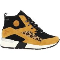Chaussures Femme Baskets mode Rieker n7610 jaune
