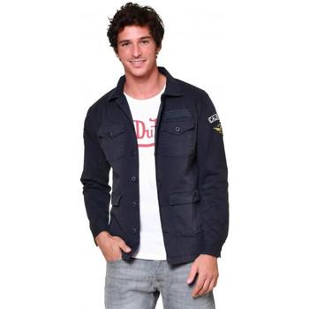 Vêtements Homme Vestes / Blazers Von Dutch VESTE SOL DG Noir